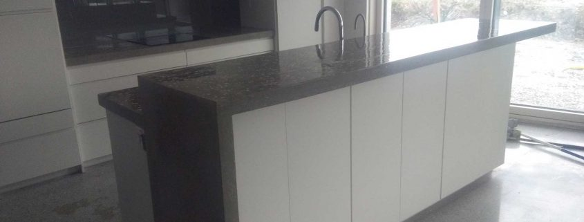 Concrete Polished Countertop image