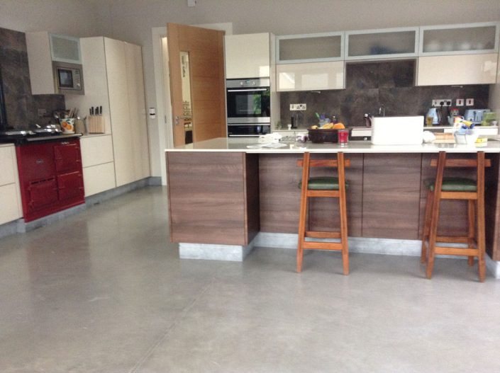 Concrete Polished Floor image